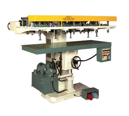 Vertical Multiple Spindle Boring Machine GSG-206/GSG-208